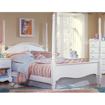 Carolina Furniture Works, Inc. Carolina Cottage Four Poster Bed
