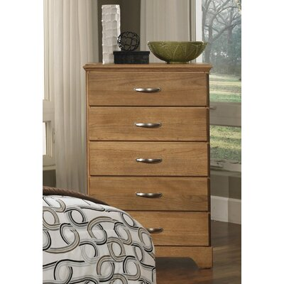 Carolina Furniture Works, Inc. Sterling 5 Drawer Chest