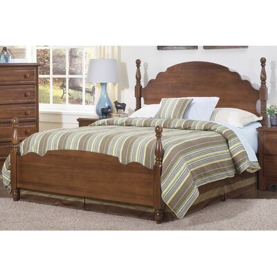 Carolina Furniture Works Inc Crossroads Panel Bed Reviews Wayfair