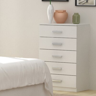 Homestar Alexander 5 Drawer Chest