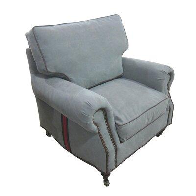 White x White Tremblay Arm Chair