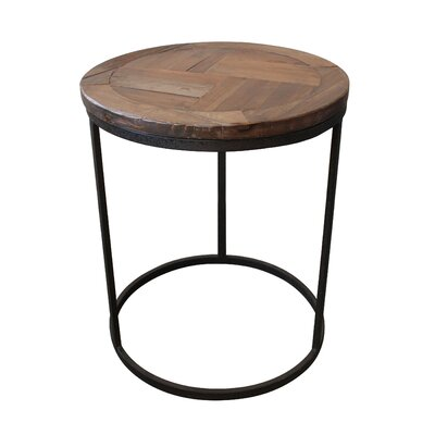 August Grove Rouen End Table