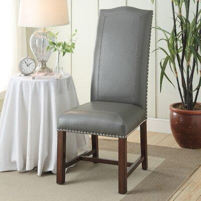 Coast to Coast Imports LLC Nailhead Trim Side Chair (Set of 2)