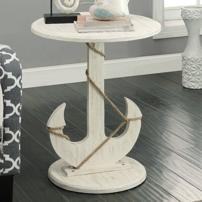 Beachcrest Home Barlow End Table