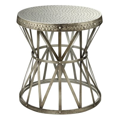Coast to Coast Imports LLC Chrysler End Table