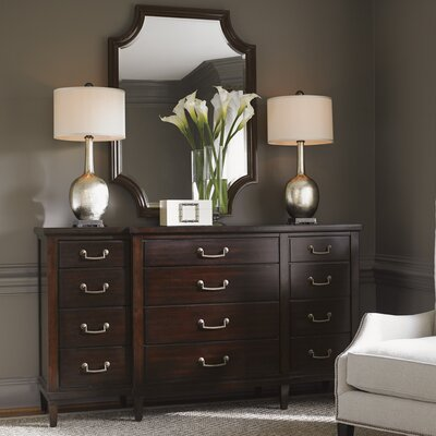 Lexington Kensington Place 12 Drawer Dresser wit..