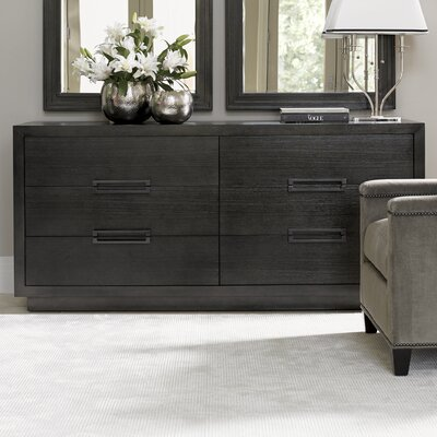 Lexington Carrera 6 Drawer Dresser