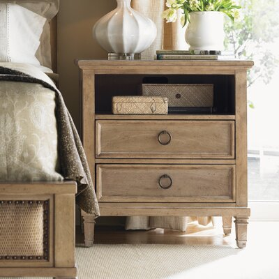 Lexington Monterey Sands 2 Drawer Nightstand