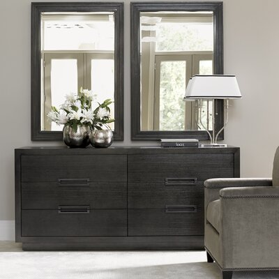 Lexington Carrera Dresser with Mirror
