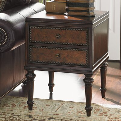 Lexington Kilimanjaro End Table
