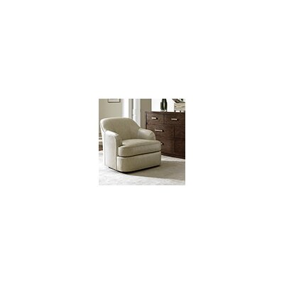 Lexington Laurel Canyon Alta Vista Leather Swivel Club Chair