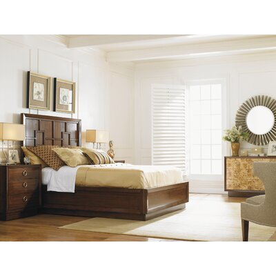 Lexington Mirage Harlow Platform Customizable Bedroom Set