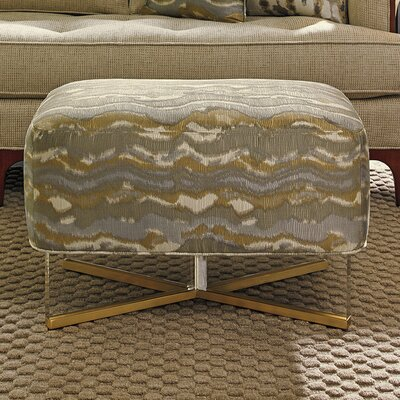 Lexington Take Five Bleeker Ottoman Image