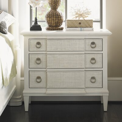 Tommy Bahama Home Ivory Key Tucker's Point Bachelor's Chest
