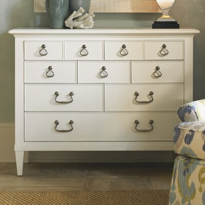 Tommy Bahama Home Ivory Key Elbow Beach 8 Drawer Dresser