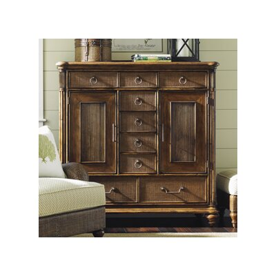 Tommy Bahama Home Bali Hai 9 Drawer Gentl..