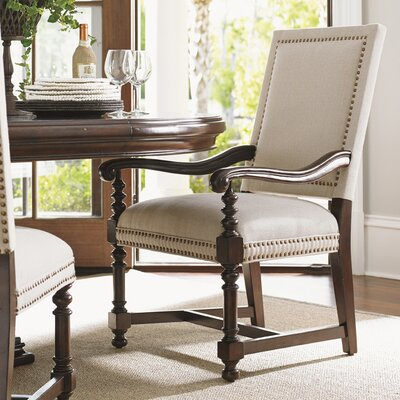 Tommy Bahama Home Kilimanjaro Cape Verde Arm Chair