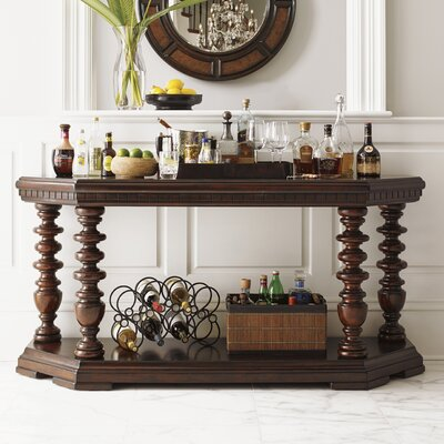 Tommy Bahama Home Kilimanjaro Mossel Bay Console Table