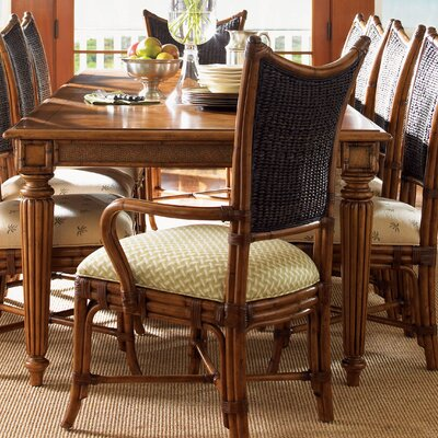 Tommy Bahama Home Island Estate Mangrove Arm Chair (Set of 2)