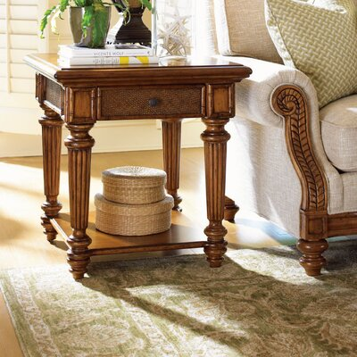Tommy Bahama Home Island Estate Boca End Table