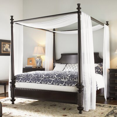 Tommy Bahama Home Royal Kahala Four poster Bed