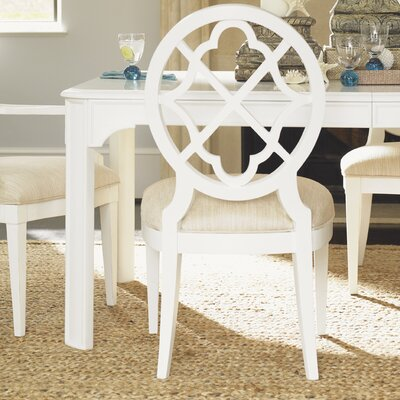 Tommy Bahama Home Ivory Key Side Chair