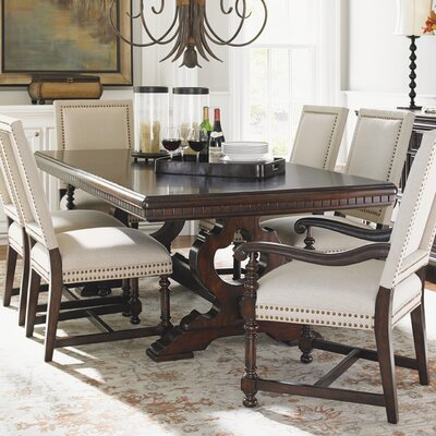 Tommy Bahama Home Kilimanjaro Expedition 7 Piece Extendable Dining Set