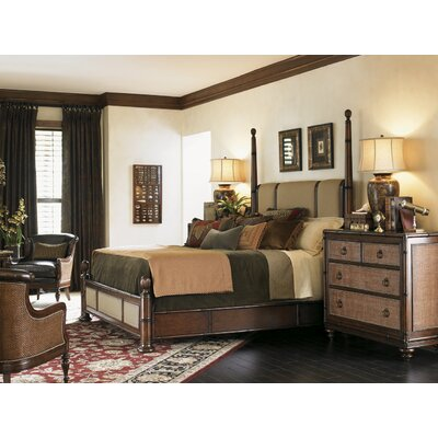 Tommy Bahama Home Landara Panel Customizable Bedroom Set