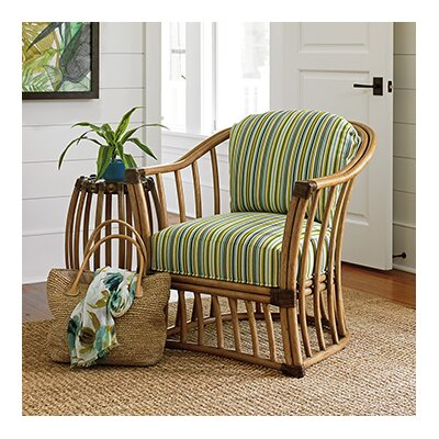 Tommy Bahama Home Twin Palms Paradise Cove Arm Chair