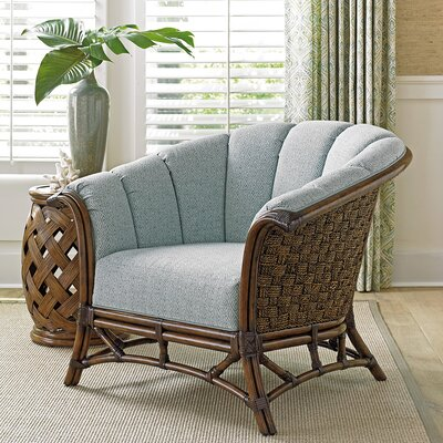 Tommy Bahama Home Twin Palms Sunset Key Barrel Chair