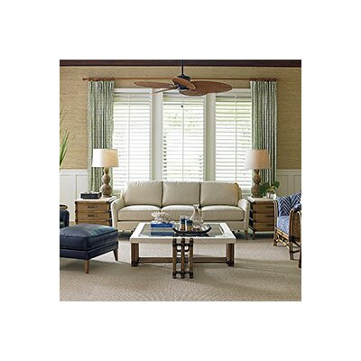 Tommy Bahama Home Twin Palms Coffee Table..