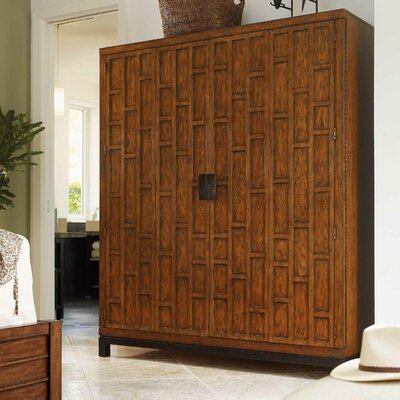Tommy Bahama Home Ocean Club Samoa Armoire