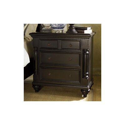 Tommy Bahama Home Kingstown 3 Drawer Nightstand
