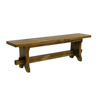 Artesano Home Decor Reclaimed Wood Bench