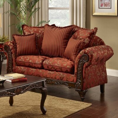 Chelsea Home Cecelia Loveseat