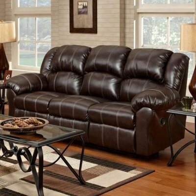 Chelsea Home Ambrose Reclining Sofa