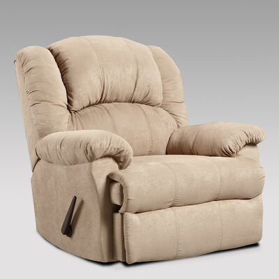 Chelsea Home Ambrose Chaise Rocker Recliner