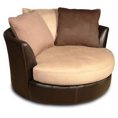 Chelsea Home Newport Swivel Chair