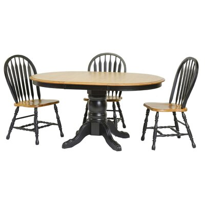 Chelsea Home Tory Extendable Dining Table Image