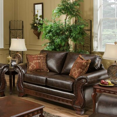 Chelsea Home Dixon Loveseat