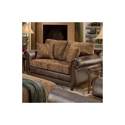 Chelsea Home Isle Loveseat