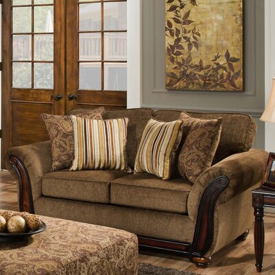 Chelsea Home Cornell Loveseat
