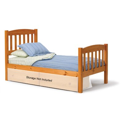 Chelsea Home Slat Bed