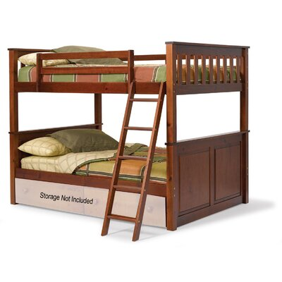 Chelsea Home Full over Full Bunk Bed