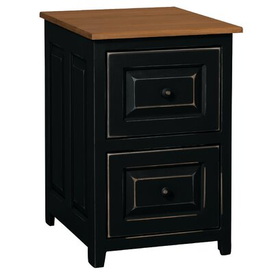 Chelsea Home Genesis 2-Drawer Reg File Cabinet