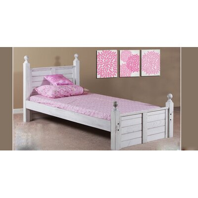 Chelsea Home Panel Bed