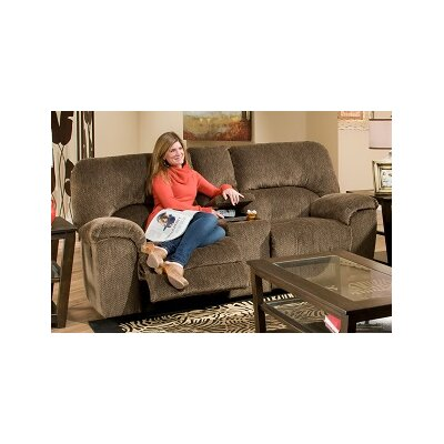 Chelsea Home Parr Reclining Loveseat