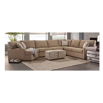Chelsea Home Maple Sectional