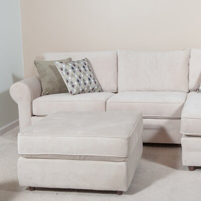 Chelsea Home Cork Reversible Sectional