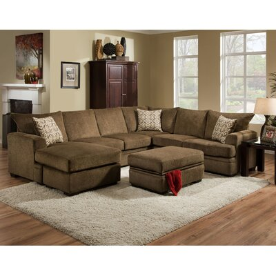 Chelsea Home Atherton Sectional